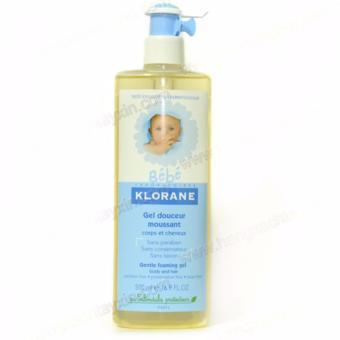 Sữa tắm - gội bebe Klorane cho bé (500ml)
