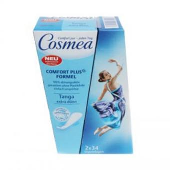 Băng vệ sinh hằng ngày Cosmea 34 x 2 Slipeinlagen