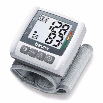 Máy đo huyết áp điện tử cổ tay BC30 thương hiệu Beurer