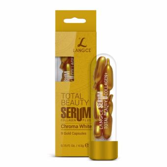 Serum Viên Nang 24k Collagen+ Đẹp Da LANGCE Total Beauty