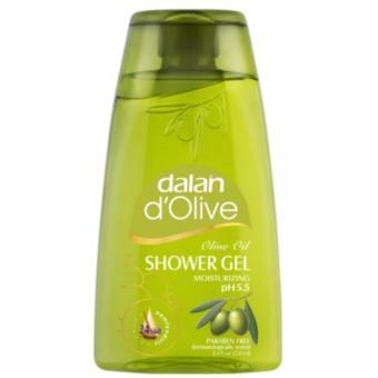 Sữa tắm dưỡng ẩm chiết suất tinh dầu Ô Liu DALAN D'OLIVE 250 ml
