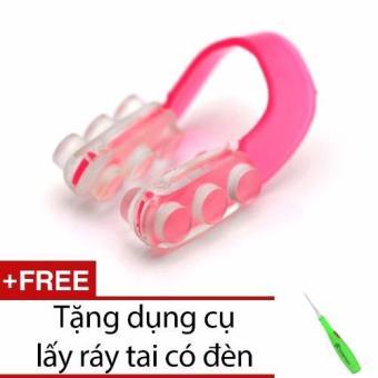 Mua Bộ 2 dụng cụ nâng mũi làm đẹp + Tặng dụng cụ lấy ráy tai có đèn giá tốt nhất