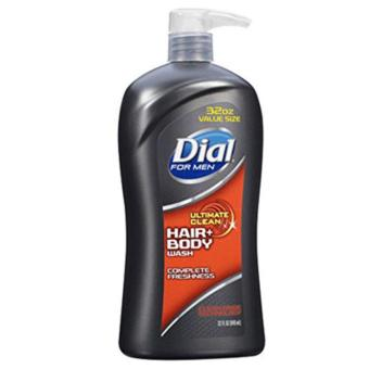 Sữa Tắm Gội Dial For Men 946ml