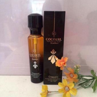 Tinh dầu dưỡng bóng tóc Cocoesl Amber 60ml TD05