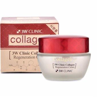 Mua Kem Dưỡng Da Chống Lão Hóa 3w Clinic Collagen Regeneration Cream 60 Ml giá tốt nhất