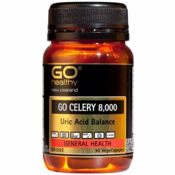Viên Hỗ Trợ Điều Trị Gout Go Heathy Go Celery 8000 30 Viên