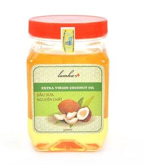 Dầu dừa nguyên chất lọ LAMHA 300ml