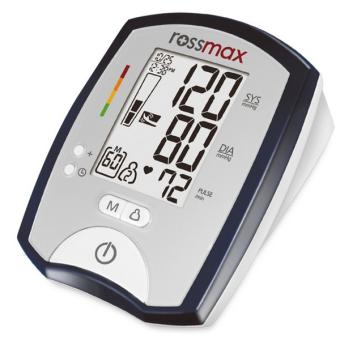 Máy đo huyết áp bắp tay Rossmax MJ701F