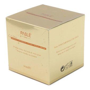 Kem chống lão hóa tinh chất vàng PL Wrinkle Golden Intensive Lifting Triple Cream 50ml