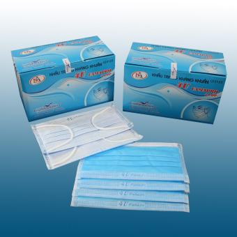 Bộ 2 hộp khẩu trang y tế kháng khuẩn cao cấp Nam Anh - 4U