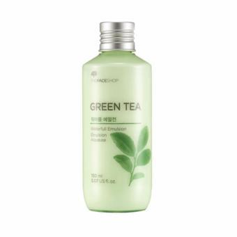 Sữa dưỡng cung cấp nước GREEN TEA WATERFULL EMULSION 50ML/1.69US FL.OZ.