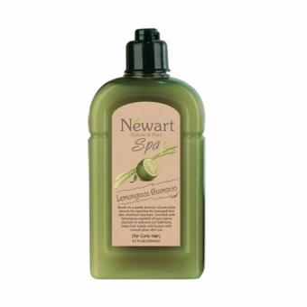 Dầu gội tinh dầu sả chanh The Beauty Shop Lemongrass Shampoo 250ml
