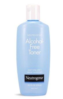 Nước hoa hồng không chứa cồn Neutrogena Alcohol-Free Toner 250ml