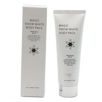 Kem trắng da toàn thân tức thì Pasle Magic Snow White Body Cream 50ml