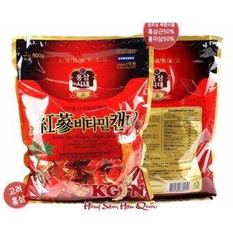 Bộ 2 Gói Kẹo Nhân Sâm Hàn Quốc