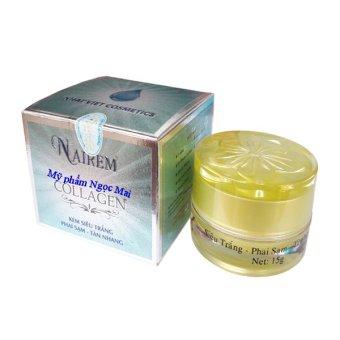 Kem siêu trắng - Phai Sạm - Xóa tàn nhang Nairem