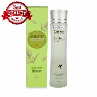 Nước hoa hồng Trà xanh Cao cấp BENEW Green Tea Skin 150ml Macco Mart