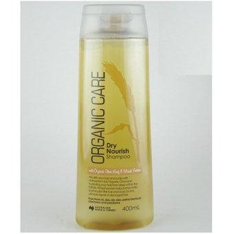 Dầu gội dưỡng chất phục hồi tóc hư tổn Organic Care 400ml