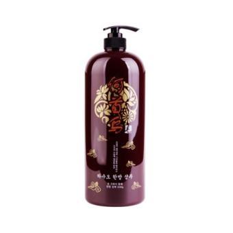 Dầu gội siêu mượt từ thảo dược Hasuo Herbal Hair Care Shampoo 1500g