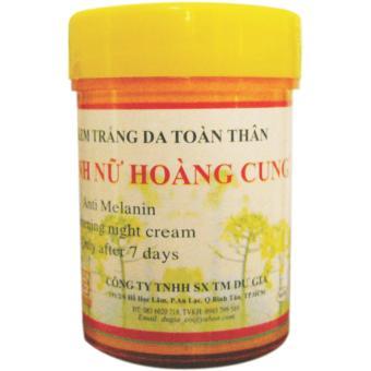 Kem Dưỡng Trắng Da Toàn Thân - Vitamin E Trinh Nữ Hoàng Cung - 80G - Tnhc017T38