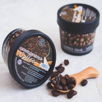 Mặt nạ bùn khoáng cà phê