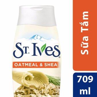Sữa Tắm St.Ives Yến Mạch Và Bơ 709ml