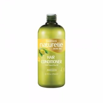 Dầu xả phục hồi tóc chiết xuất olive Farmasi Naturelle Olive Oil Hair Conditioner