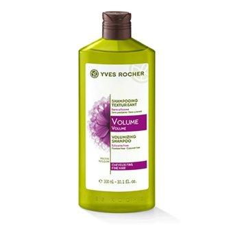 Dầu gội giúp tóc khỏe & bồng bềnh Yves Rocher VOLUME VOLUMIZING SHAMPOO 300 ML JAR