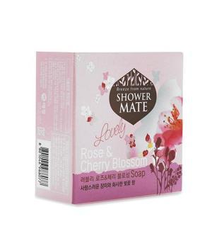 Xà bông tắm Showermate (tinh chất hoa hồng)