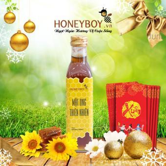 Mật ong thiên nhiên Honeyboy 250ml