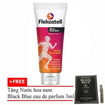 Kem Flekosteel Điều Trị Viêm Xương Khớp Và Thoát Vị Đĩa Đệm 50ml + Tặng Nước Hoa Nam Black Blue Eau De Parfum 3ml
