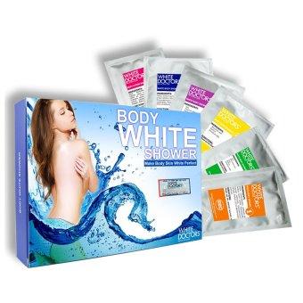 Tắm trắng siêu trắng 6 in 1 White Doctors