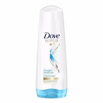 Dầu xả giúp phồng tóc Dove Shampoo Oxygen Moisture 355ml