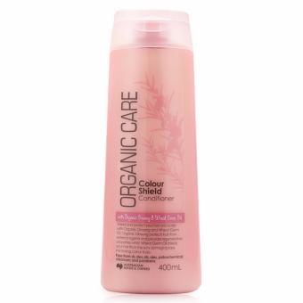 Dầu xả dưỡng chất dành cho tóc nhuộm Organic Care 400ml