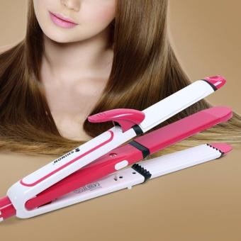 Máy uốn tóc, máy duỗi tóc SHINON đa năng