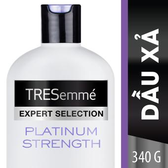 Dầu xả TRESEMME PLATINUM STRENGTH 340G