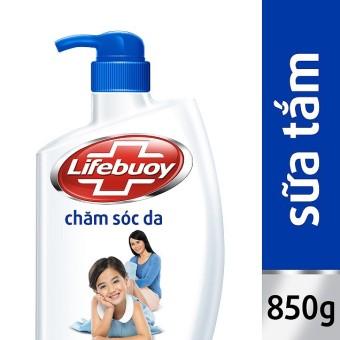 Sữa tắm Lifebuoy chăm sóc da 850g