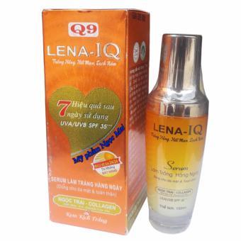 SERUM làm trắng da hàng ngày cho mặt và toàn thân Q9 LENA-IQ