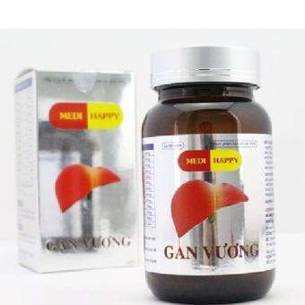 Thảo dược GAN VƯƠNG - Hỗ trợ điều trị bệnh gan Hiệu quả An Toàn