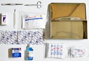 Bộ cứu thương y tế 11 món