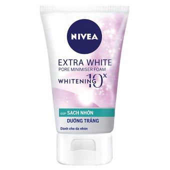 Sữa rửa mặt ngừa mụn và kiểm soát nhờn NIVEA 50g