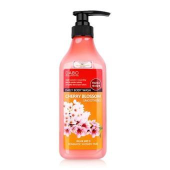 Sữa tắm DABO Cherry Blossom 750ml Hàn Quốc chính hãng