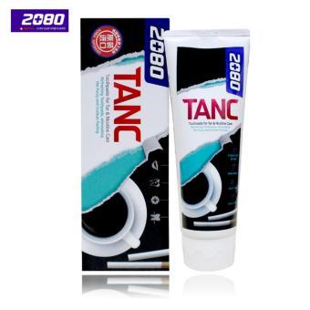 Kem đánh răng cho người hút thuốc và uống coffee 2080 Tanc Hàn Quốc 100g - Hàng Chính Hãng