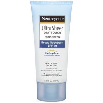 kem chống nắng Neutrogena ultra sheer dry-touch spf 70
