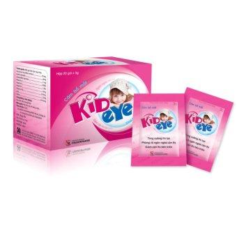 Cốm bổ mắt tăng cường thị lực, chống lão hoá mắt Kideye