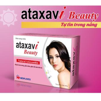 Viên Uống Collagen Ataxavi Beauty Trẻ Hóa Da, Giảm Vết Nám Da