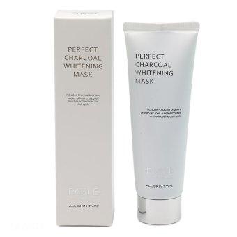 Mặt nạ than thải độc tố làm trắng da PL Perfect Charcoal Whitening Mask 120ml