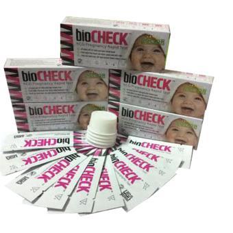 Bộ 10 Que Thử Thai Biocheck