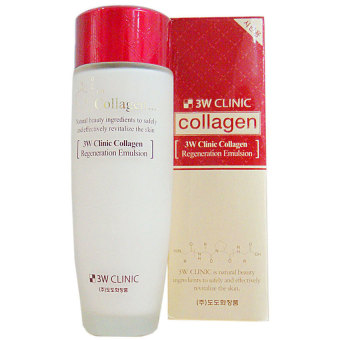 Nước hoa hồng 3W Clinic Collagen Regeneration Softener 150ml