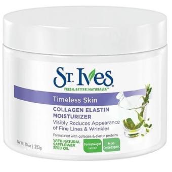 Kem dưỡng da toàn thân St.Ives Timeless Skin Collagen & Elastin Moisturizer 283g